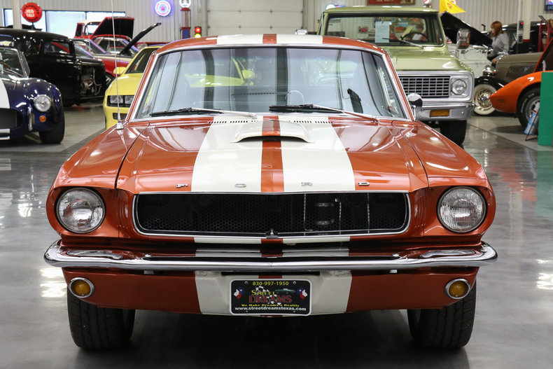 1965 Ford Mustang Restored as a Shelby GT-350 clone 289 4 spd new Vi: 1965 Ford Mustang Restored as a Shelby GT-350 clone 289 4 spd new Vi 75592 Miles