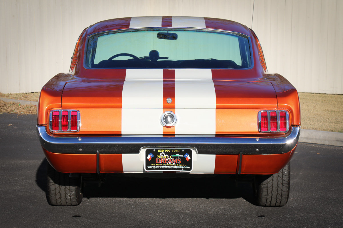 1965 Ford Mustang Restored As A Shelby Gt 350 Clone 289 4