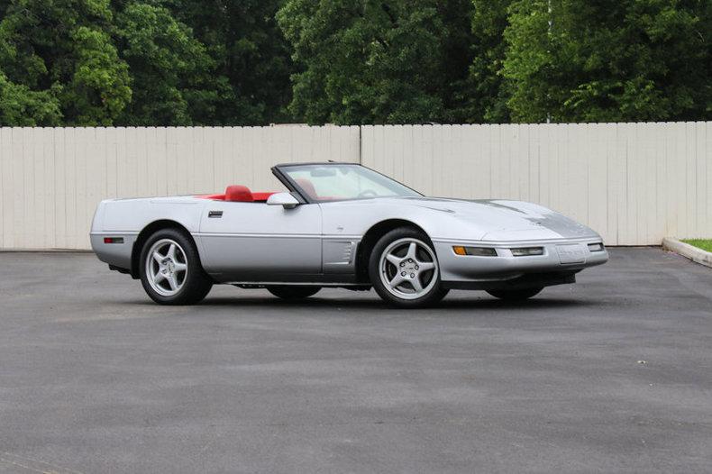1996 Chevrolet Corvette My Classic Garage