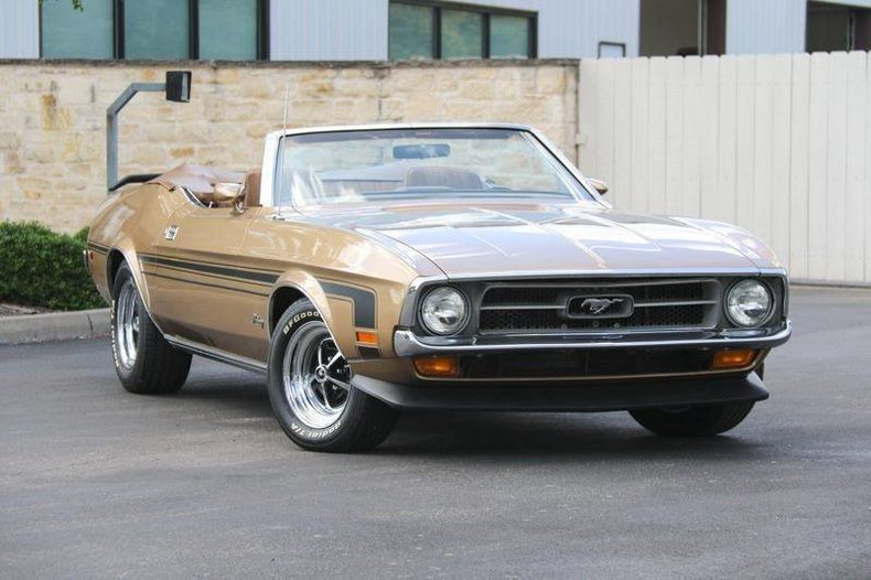 1972 1972 Ford Mustang For Sale