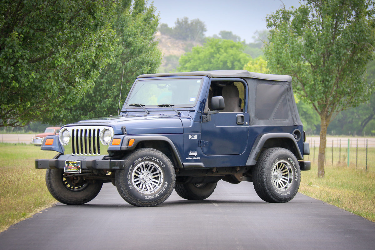 2003 jeep wrangler great little fun driver 6yl 5 spd ac soft top nice wheels for sale 87829 mcg. Black Bedroom Furniture Sets. Home Design Ideas