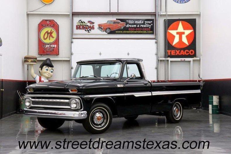 1965 Chevrolet C/K 10 Series