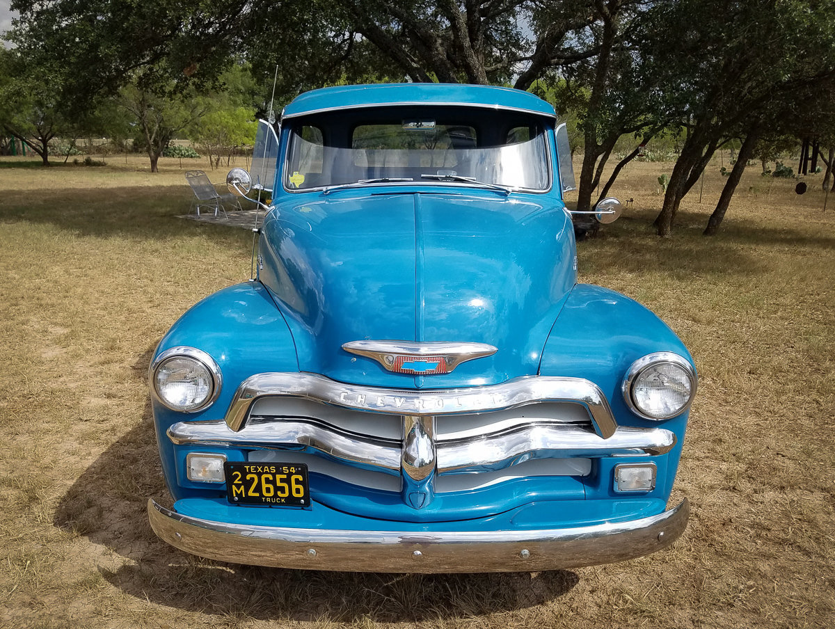 1954 Chevrolet 3100 Street Dreams Chevy C10 Pick Up