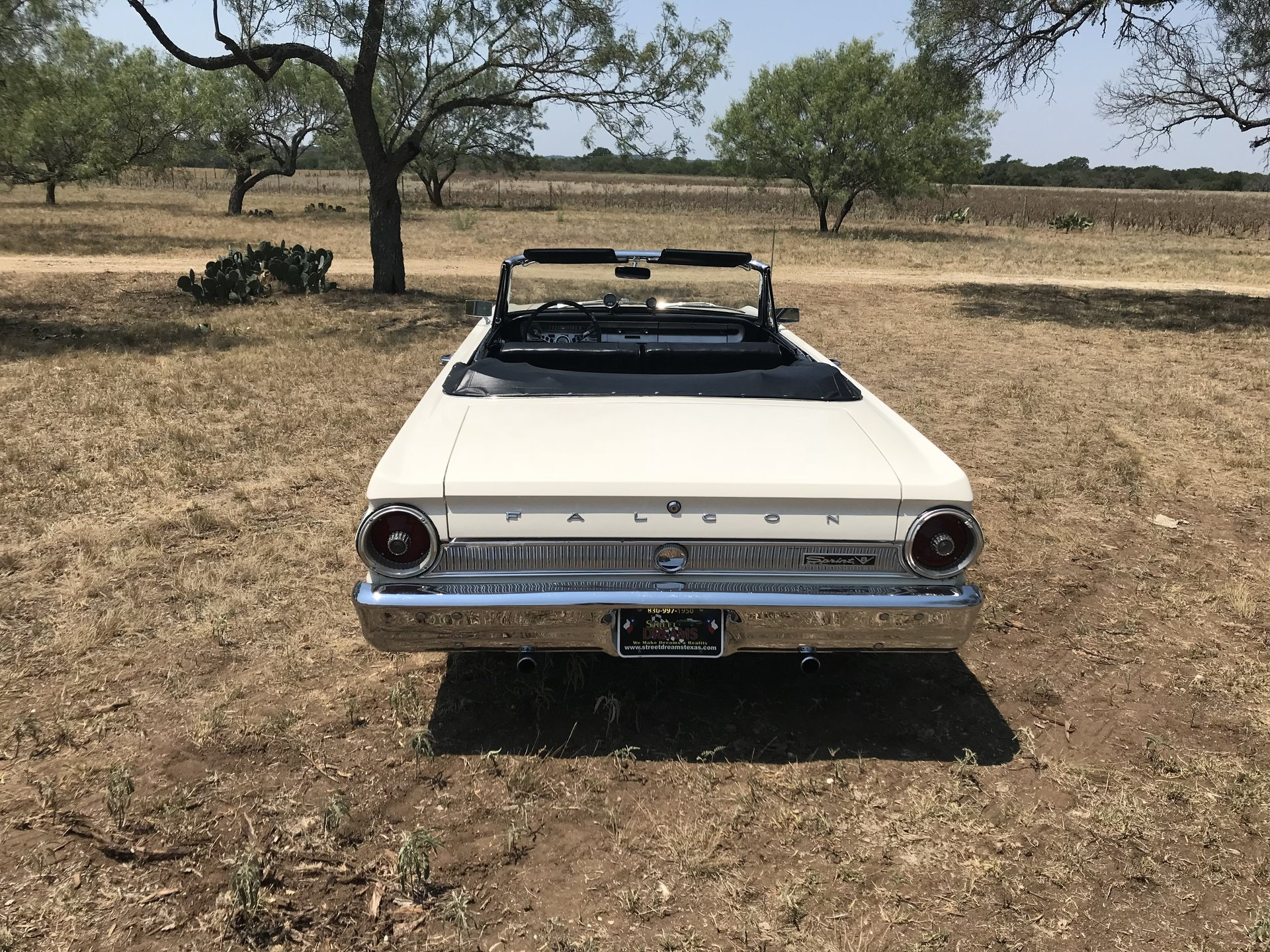 1964 ford falcon sprint 260 v8 4 speed convertible nice. Black Bedroom Furniture Sets. Home Design Ideas
