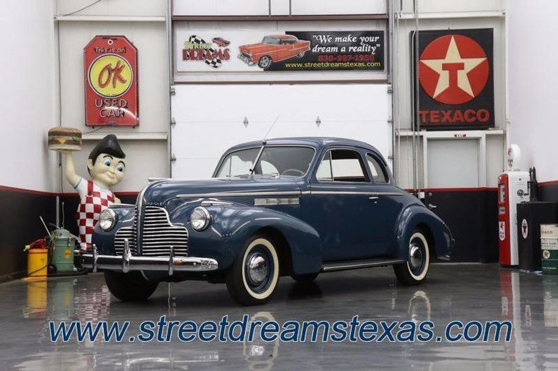 1940 Buick 40 Special