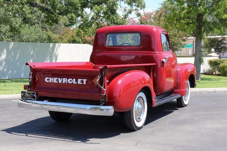 1951 1951 Chevrolet 3100 For Sale