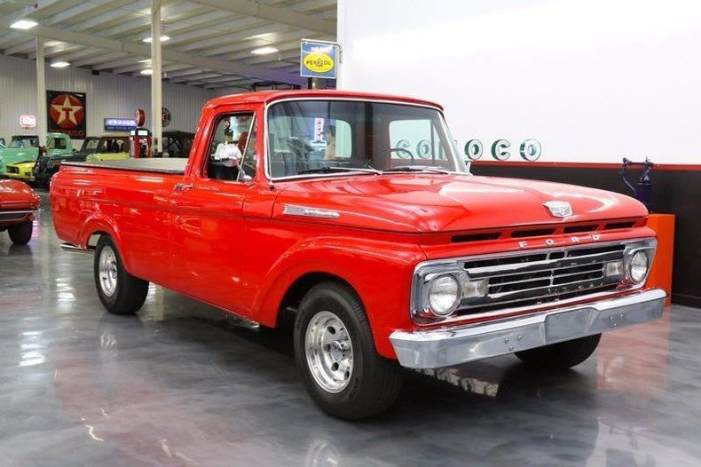 1962 1962 Ford F-100 For Sale