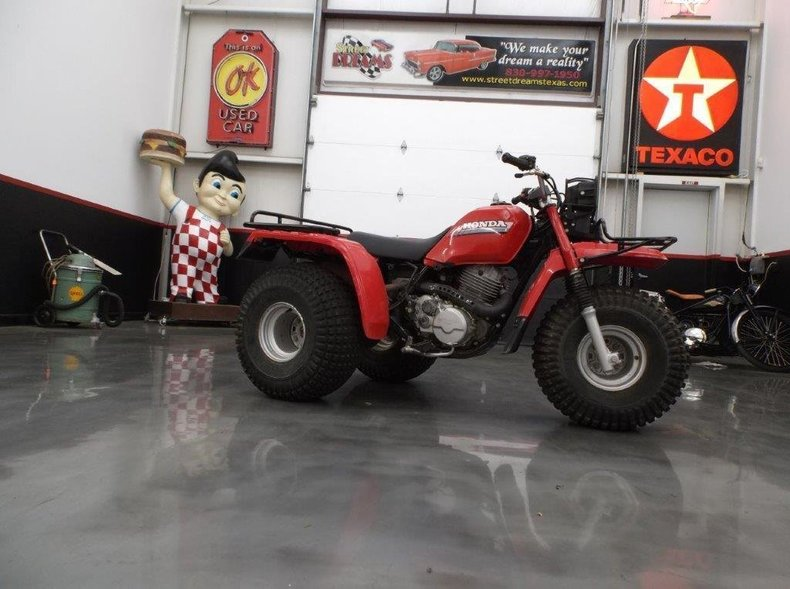 1986 Honda Big Red 250