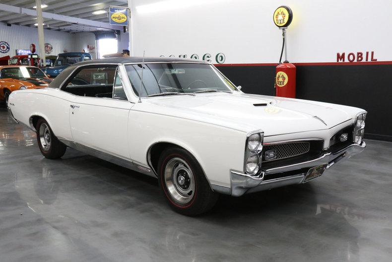 1967 1967 Pontiac GTO For Sale