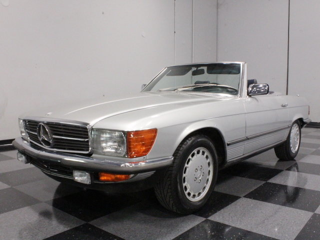 For Sale: 1985 Mercedes-Benz 280SL