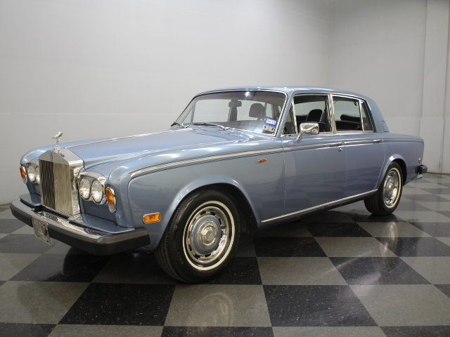 For Sale: 1979 Rolls-Royce Silver Shadow
