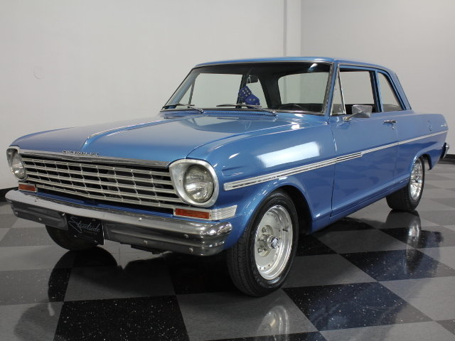 For Sale: 1963 Chevrolet Nova
