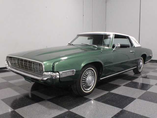 For Sale: 1968 Ford Thunderbird
