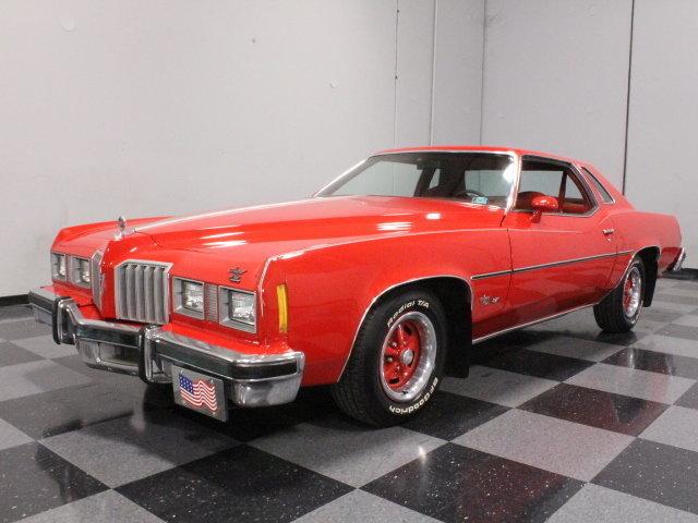 For Sale: 1977 Pontiac Grand Prix
