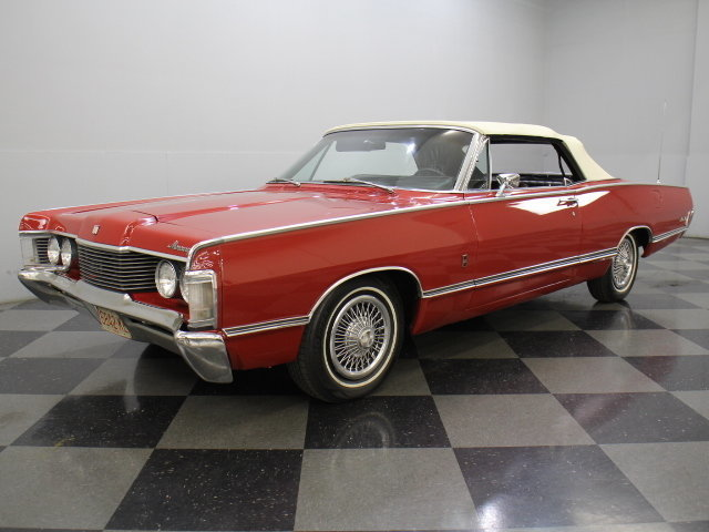 For Sale: 1968 Mercury Park Lane