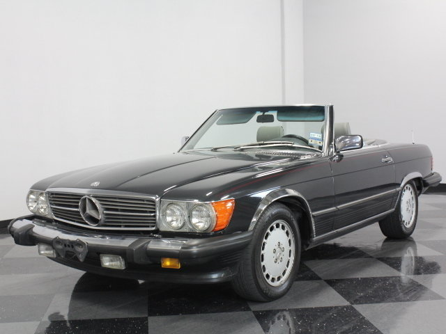 For Sale: 1989 Mercedes-Benz 560SL
