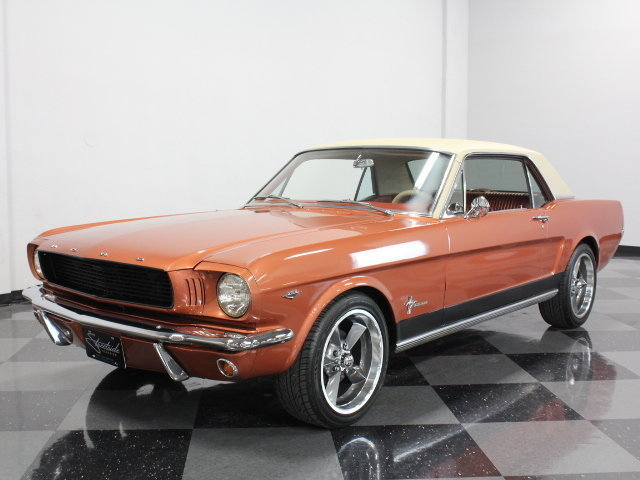 For Sale: 1966 Ford Mustang