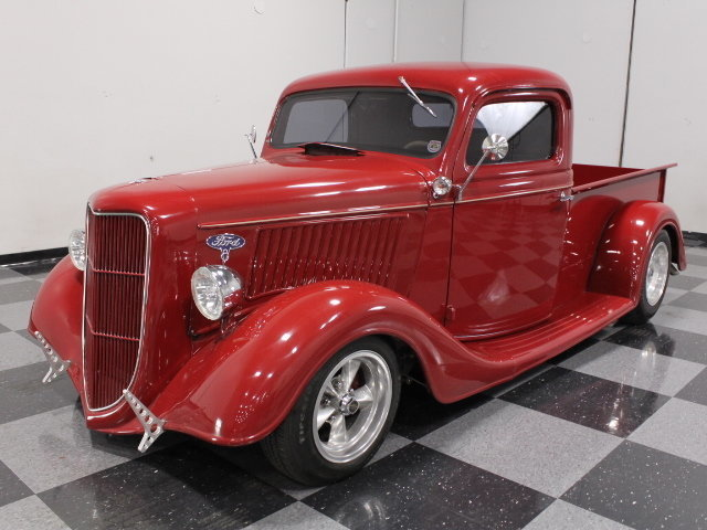 For Sale: 1935 Ford Pickup