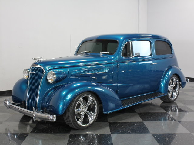 For Sale: 1937 Chevrolet Flat Back
