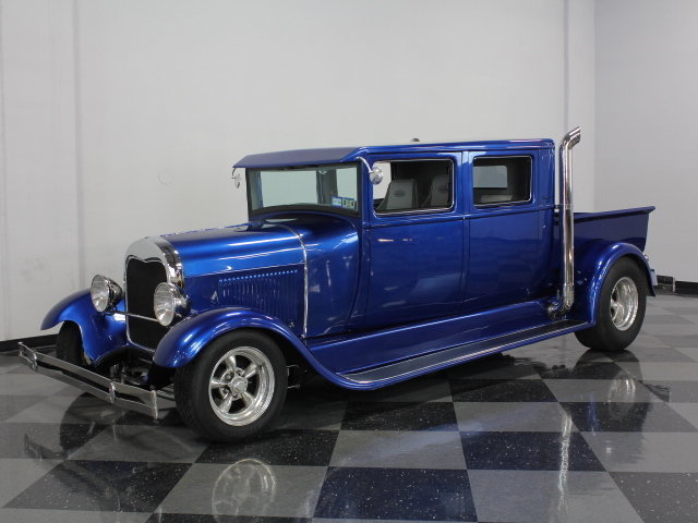 For Sale: 2008 ASVE Ford Model A