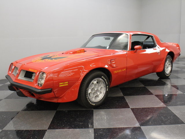 For Sale: 1975 Pontiac