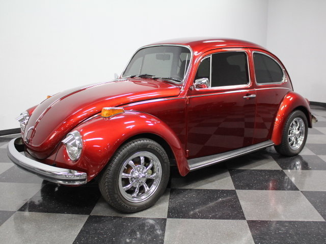 1971 Volkswagen Super Beetle | Streetside Classics - The Nation's Trusted Classic Car ...