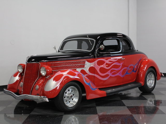 For Sale: 1936 Ford Coupe