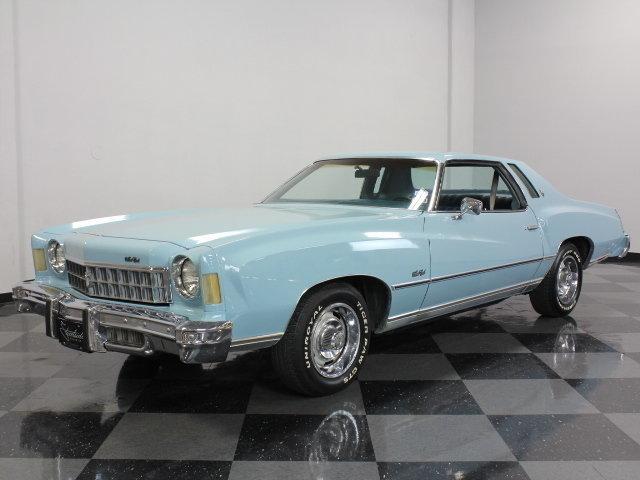 For Sale: 1975 Chevrolet Monte Carlo