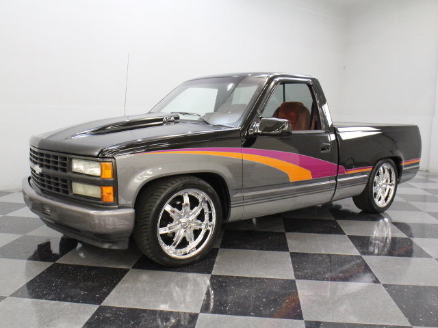For Sale: 1991 Chevrolet C1500