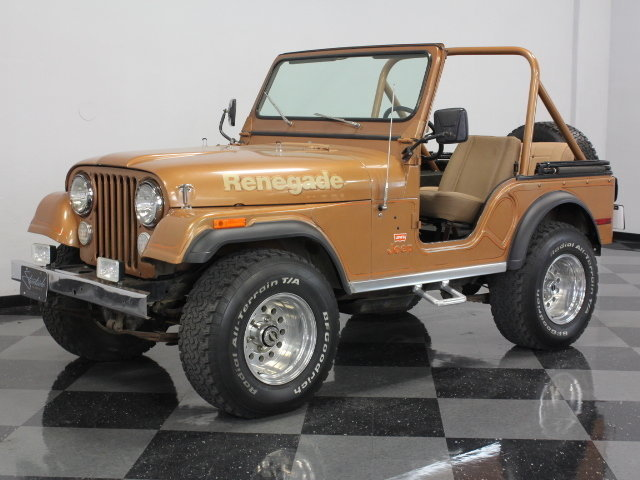 For Sale: 1978 Jeep