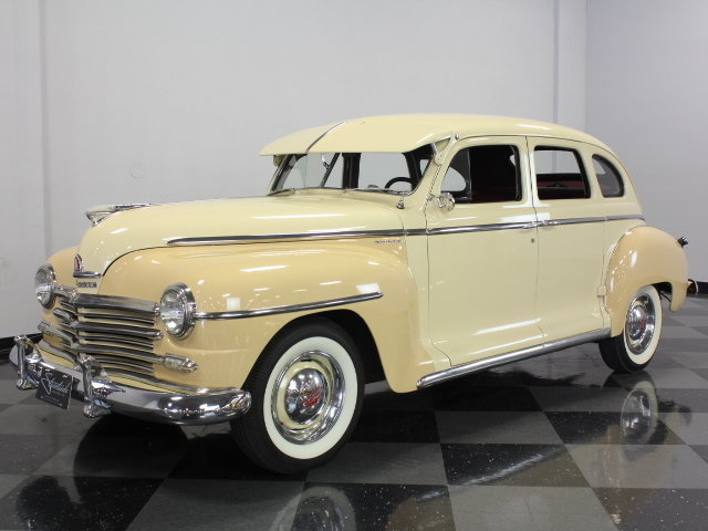 1947 Plymouth Special