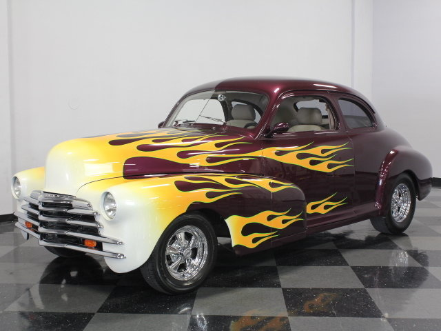 For Sale: 1948 Chevrolet Coupe