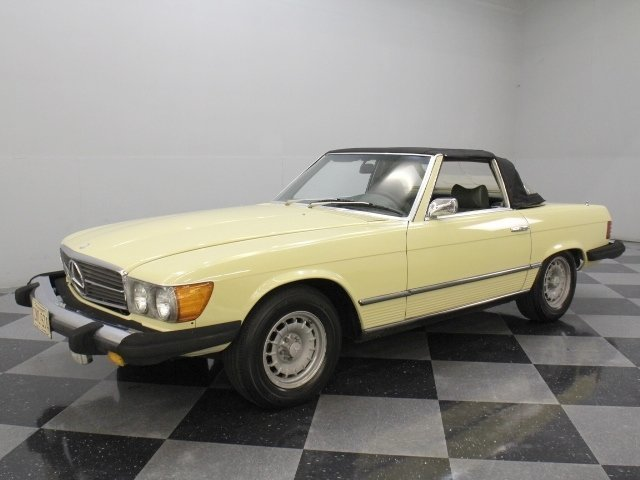 For Sale: 1975 Mercedes-Benz 450SL