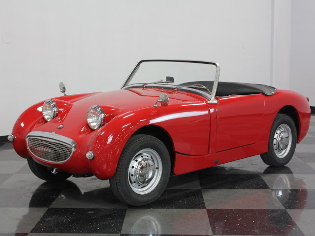 For Sale: 1959 Austin Healey Sprite