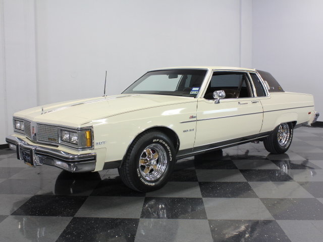 For Sale: 1983 Oldsmobile Ninety-Eight