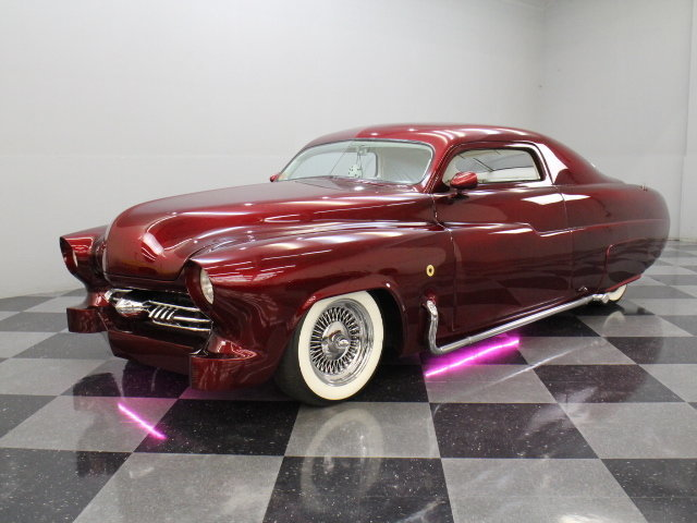 For Sale: 1951 Mercury Coupe