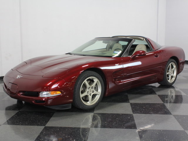 For Sale: 2003 Chevrolet Corvette