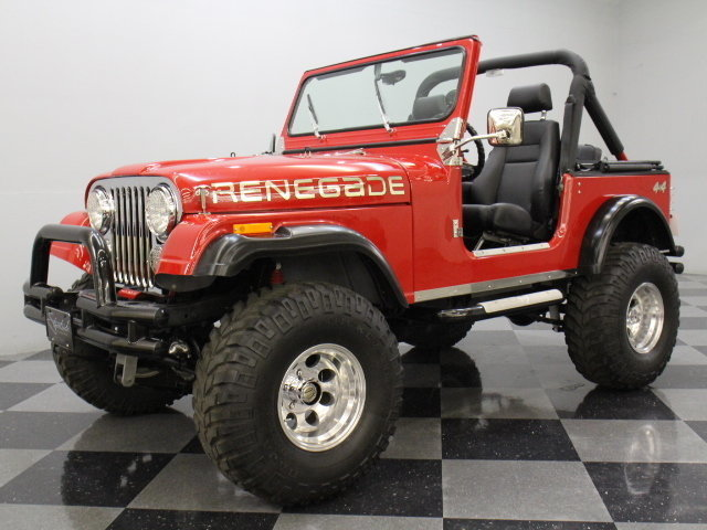 For Sale: 1979 Jeep