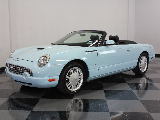 For Sale: 2003 Ford Thunderbird
