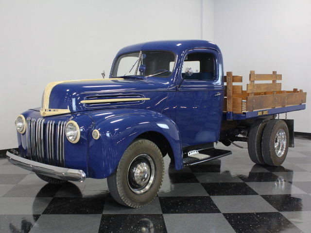 1942 Ford Stake Bed Truck