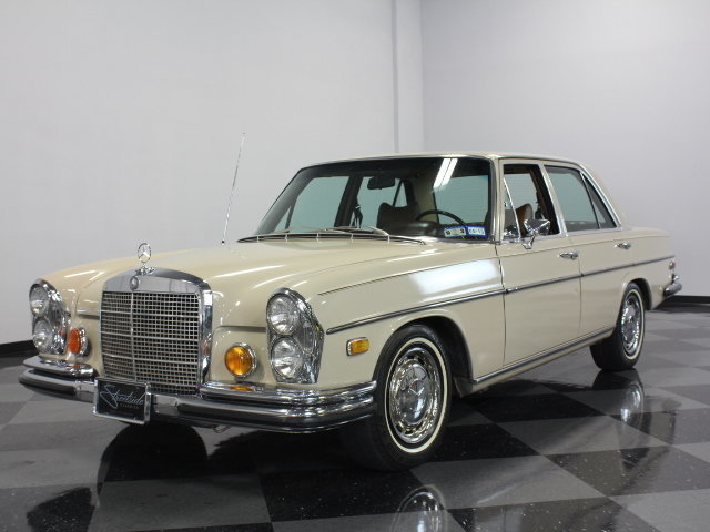 For Sale: 1972 Mercedes-Benz 280SE