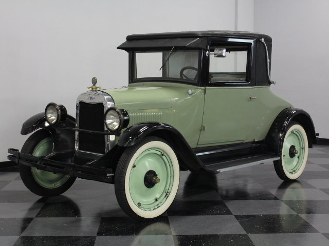 For Sale: 1925 Chevrolet Superior K