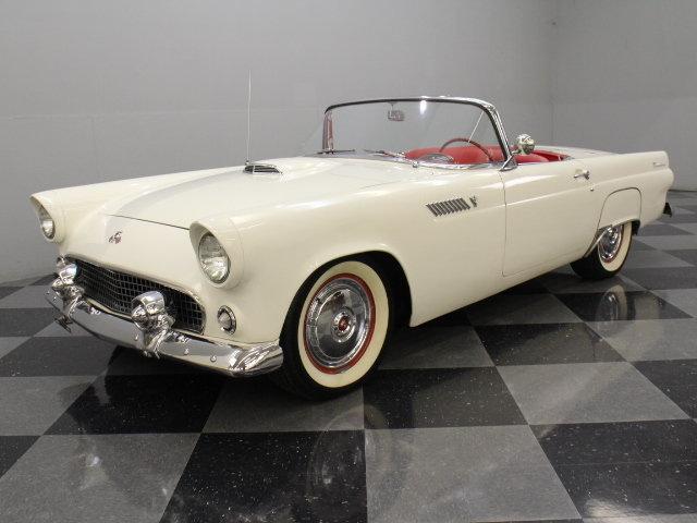 For Sale: 1955 Ford Thunderbird