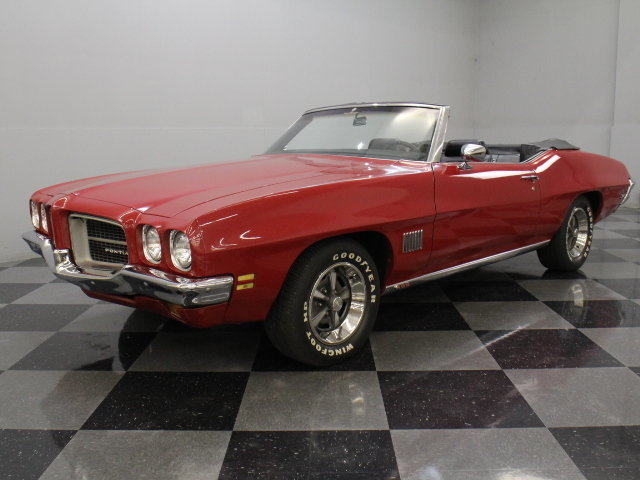 For Sale: 1971 Pontiac Le Mans