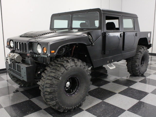For Sale: 1986 Hummer Humvee