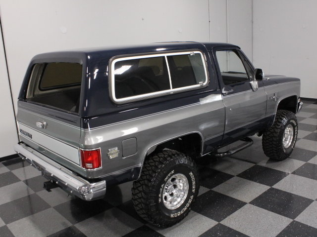 Lifted K5 Blazer >> 1988 Chevrolet | Streetside Classics - The Nation's Trusted Classic Car Consignment Dealer