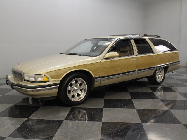 For Sale: 1995 Buick Roadmaster