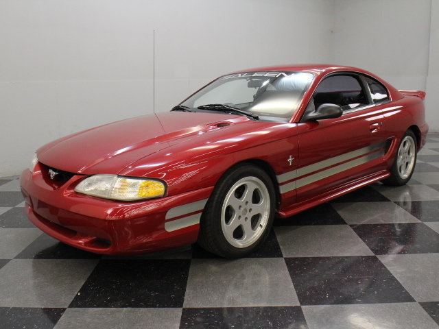 For Sale: 1994 Ford Mustang