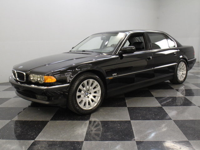 For Sale: 2000 BMW 750iL