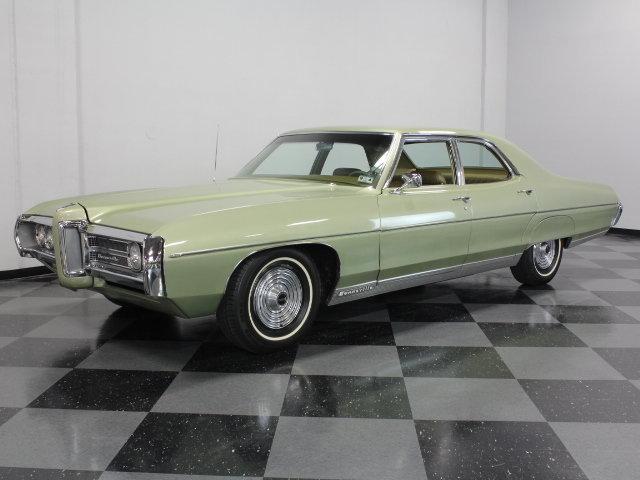 For Sale: 1969 Pontiac Bonneville